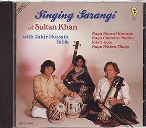 Singing Sarangi of Sultan Kahn.
