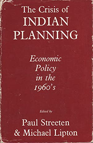 The Crisis of Indian Planning. Economic Planning: STREETEN, PAUL AND