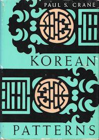 Korean Patterns.: CRANE, PAUL S.