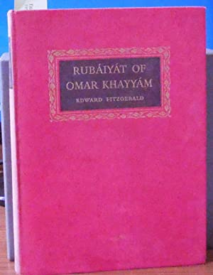 Rubaiyat of Omar Khayyam illustrated by Robert Stewart Sherriffs