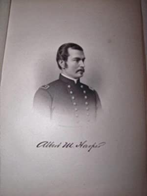 ALBERT M. HARPER [Steel Engraved Portrait]