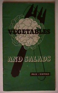 VEGETABLES AND SALADS