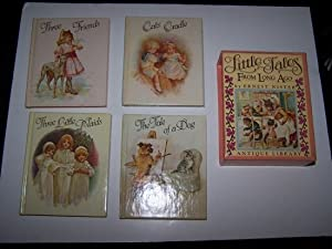 LITTLES TALES FROM LONG AGO (4 Volumes: Nister, Ernest