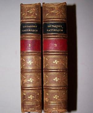 Le Cabinet Satyrique; ou, Recueil Parfaict, des vers piquants & gaillards de ce temps ire des ...