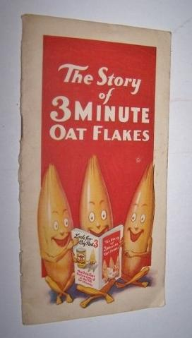 The Story of 3 Minute Oat Flakes Fireless Cooked at the Mill