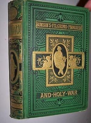 Pilgrim's Progress & The Holy War: Bunyan, John