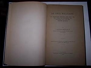 De Ortu Waluuanii. An Arthurian romance [& Vita Meriadoci: An Arthurian Romance now first ...