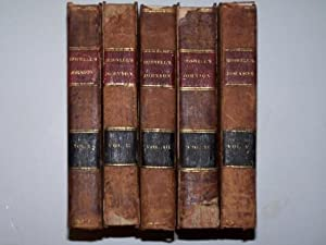 The Life of Samuel Johnson, LL.D. : comprehending an account of his studies, and numerous works, ...