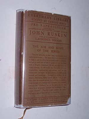 Pre-Raphaelitism - Lectures on Architecture and Painting: Ruskin, John