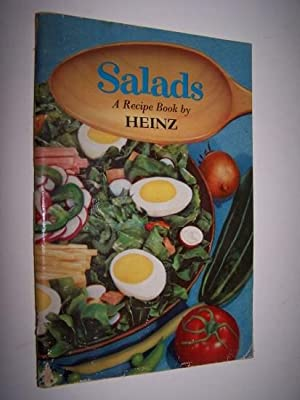 SALADS A Book of Recipes from the Heinz Home Economics Test Kitchens
