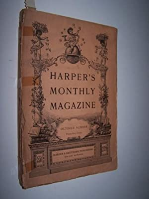 "Harper's Monthly Magazine - October Number, 1908 including ""Home Life of the Eskimo""..."