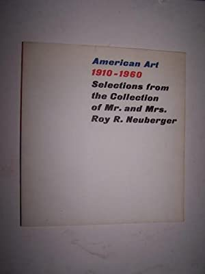 AMERICAN ART 1910-1960 SELECTIONS FROM THE COLLECTIONS: Prior, Harris K.