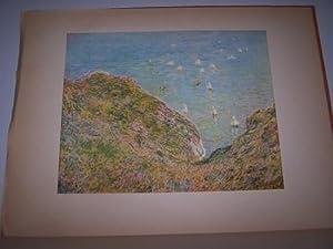 CLAUDE MONET Huit reproductions en couleurs: Cetto, Anne Marie