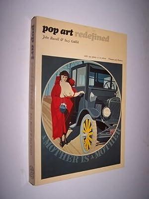 POP ART REDEFINED: Russell, John [SIGNED] ; Suzi Gablik