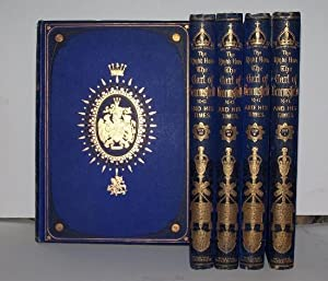 The Right Hon. BENJAMIN DISRAELI, EARL OF BEACONSFIELD, K.G. and HIS TIMES [Five Volume Set]
