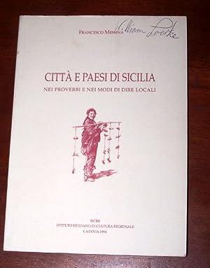CITTA E PAESI DI SICILIA - nei: Messina, Francesco