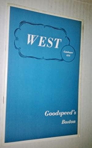 WEST - Catalogue 434
