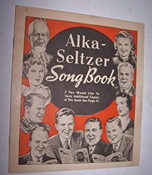 Alka-Seltzer Song Book