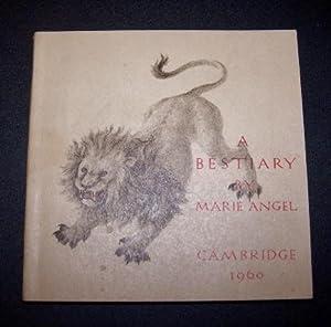 A BESTIARY: Angel, Marie