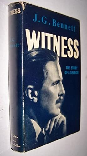 WITNESS - The Story of a Search