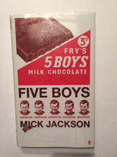 9780571214013 Five Boys Abebooks Jackson Mick 0571214010