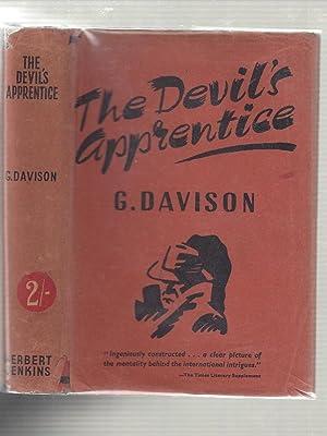 The Devil's Apprentice: Davison, G.