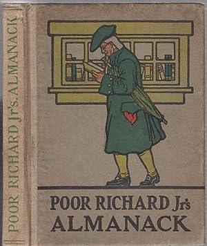 Poor Richard Jr's Alamanack: Franklin, Benjamin)