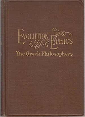 The Ethics of the Greek Philosophers: Socrates, Plato and Aristotle: Hyslop, James H.