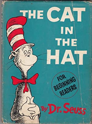 The Cat In The Hat (1st edition, 3rd Issue in dust jacket): Dr. Seuss (pseud. Theodor Geisel)