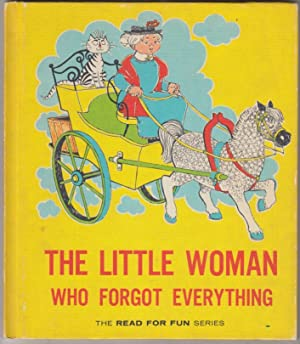 The Little Woma Who Forgot Everything: Beattie, Janet; Rapp,