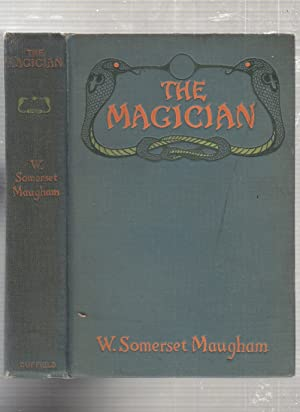 The Magician: Maugham, W. Somerset