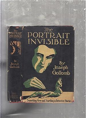 The Portrait Invisible (in original dust jacket): Gollumb, Joseph