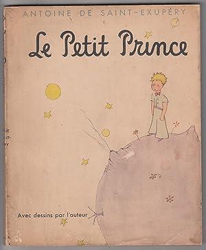 Le Petit Prince (first softcover edition): Antoine de Saint-Exupery
