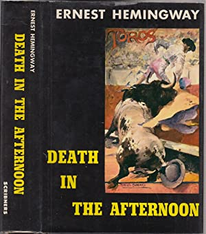Death In The Afternoon (in dust jacket): Hemingway, Ernest