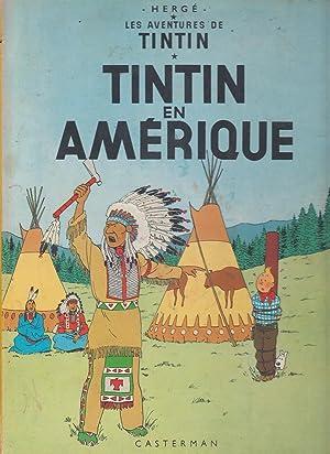 Tintin en Amerique: Herge