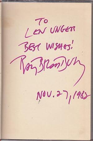 Fahrenheit 451 (inscribed first editon): Bradbury, Ray