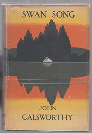 Swan Song (first edition in dust jacket): Galsworthy, John