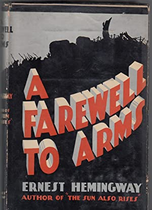 A Farewell To Arms (G&D edition in dust jacket): Hemingway, Ernest