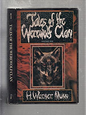 Tales Of The Werewolf Clan Volume I; In The Tomb Of The Bishop
