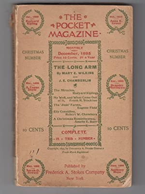The Pocket Magazine for December 1895 (with: Rudyard Kipling, et