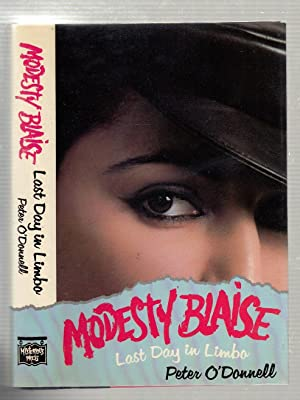 Last Day in Limbo: A Modesty Blaise: Peter. O'Donnell
