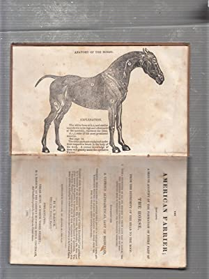 The American Farrier; containing A Minute Account Of The Formation Of Every Part Of The Horse.
