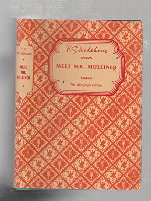 Meet Mr. Mulliner: P.G. Wodehouse