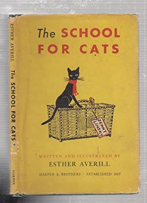 The School For Cats (in original dust jacket)