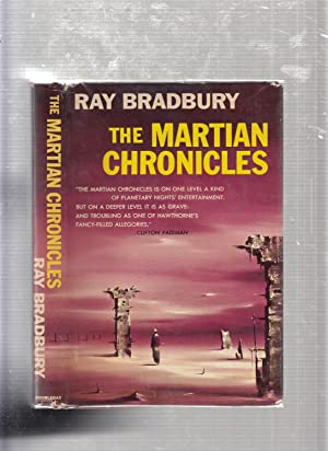 The Martian Chronicles (second edition in dust jacket)