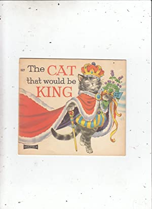 The Cat Who Would Be King (promotional booklet)