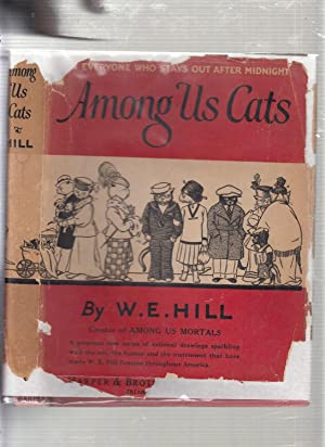 Among Us Cats (first edition with dust jacket)