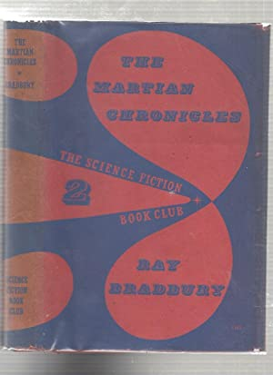 The Martian Chronicles (in original dust jacket)