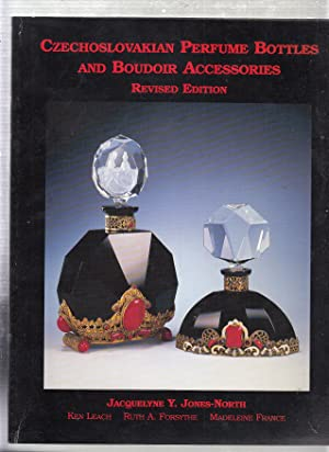 Czechoslovakian Perfume Bottles and Boudoir Accessories (Revised ediiton)