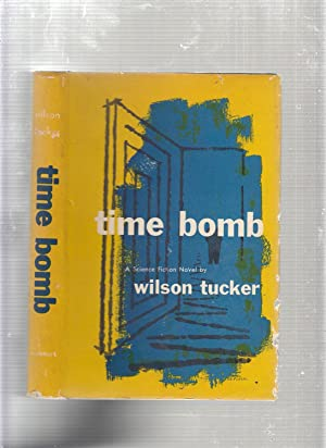 Time Bomb (in original dust jacket)